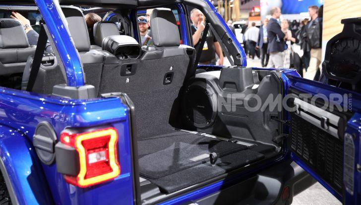 Tutto il meglio dello stand Jeep al Salone di Los Angeles 2018 - Foto 16 di 31