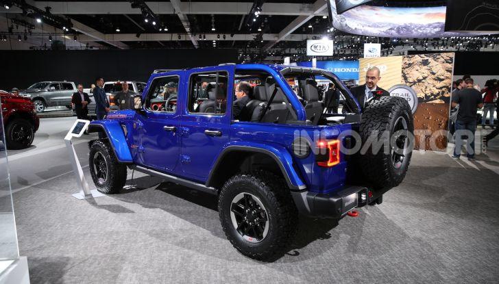 Tutto il meglio dello stand Jeep al Salone di Los Angeles 2018 - Foto 17 di 31