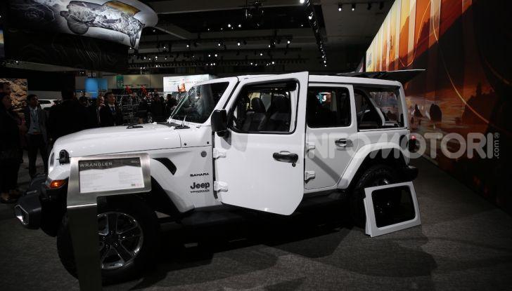 Tutto il meglio dello stand Jeep al Salone di Los Angeles 2018 - Foto 20 di 31