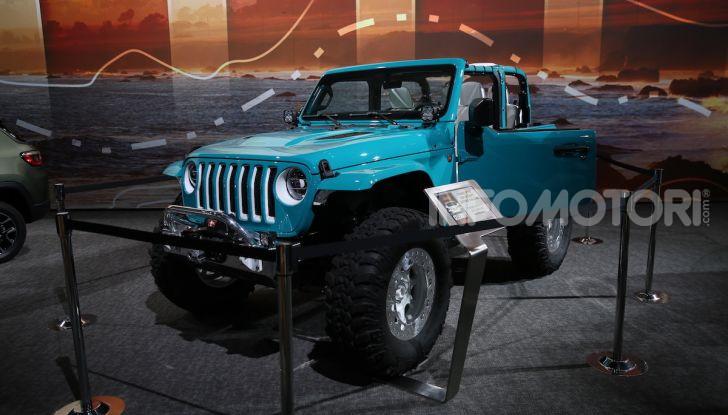 Tutto il meglio dello stand Jeep al Salone di Los Angeles 2018 - Foto 5 di 31