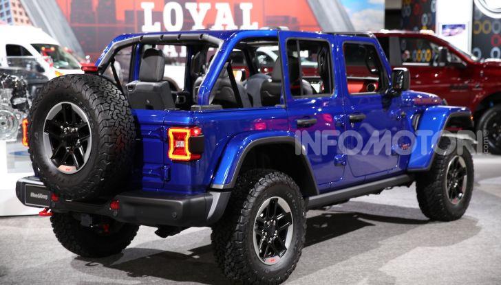 Tutto il meglio dello stand Jeep al Salone di Los Angeles 2018 - Foto 8 di 31