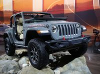 Tutto il meglio dello stand Jeep al Salone di Los Angeles 2018