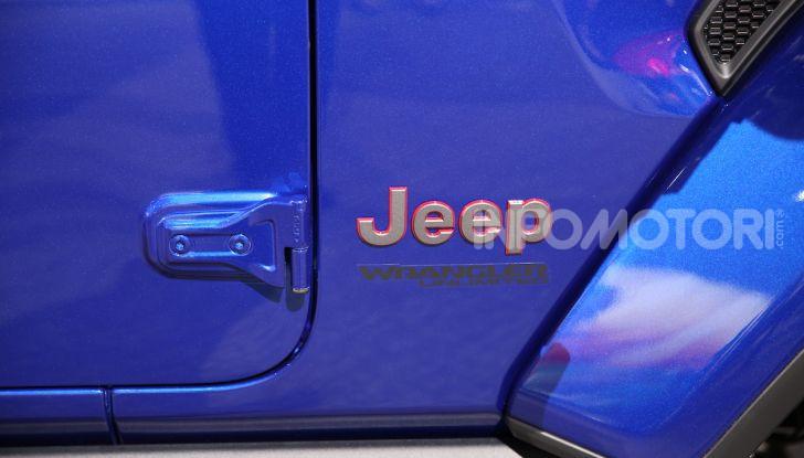 Tutto il meglio dello stand Jeep al Salone di Los Angeles 2018 - Foto 11 di 31
