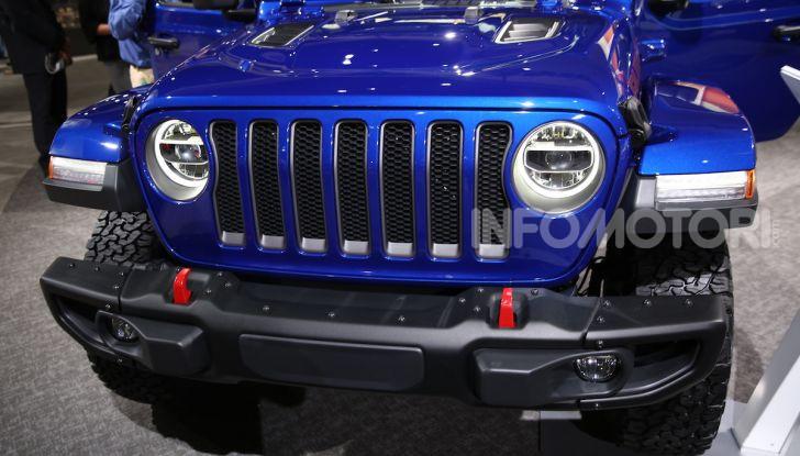 Tutto il meglio dello stand Jeep al Salone di Los Angeles 2018 - Foto 12 di 31