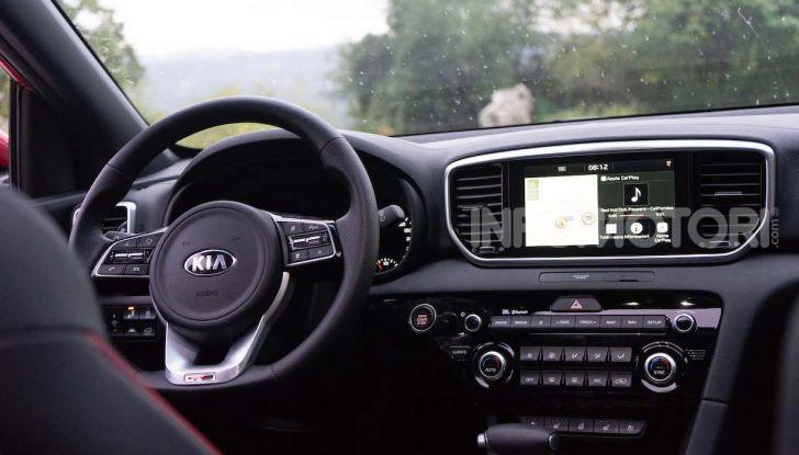 [VIDEO] Kia Sportage 2019, Test Drive del Diesel Mild-Hybrid da 48V - Foto 20 di 24