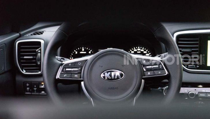 [VIDEO] Kia Sportage 2019, Test Drive del Diesel Mild-Hybrid da 48V - Foto 21 di 24