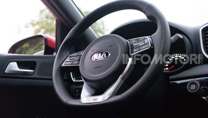 [VIDEO] Kia Sportage 2019, Test Drive del Diesel Mild-Hybrid da 48V - Foto 23 di 24
