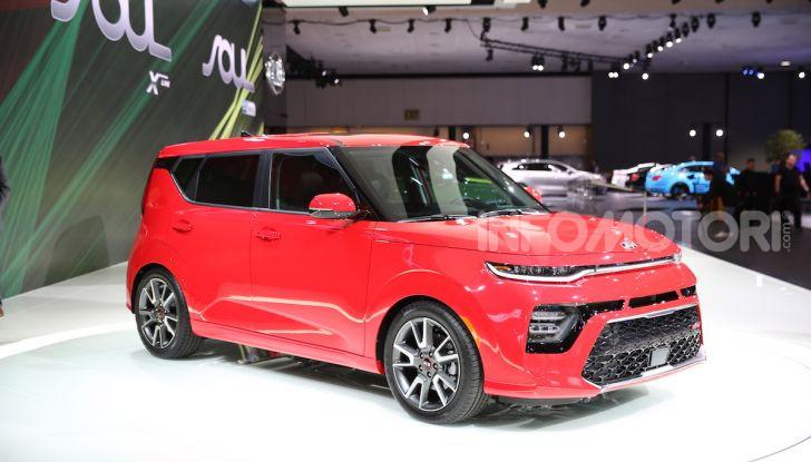 Nuova Kia Soul 2019, motorizzazioni e allestimenti previsti - Foto 6 di 15