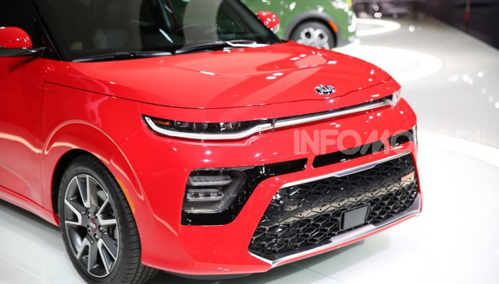 Nuova Kia Soul 2019, motorizzazioni e allestimenti previsti - Foto 10 di 15