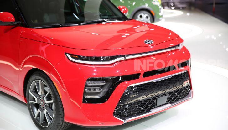 Nuova Kia Soul 2019, motorizzazioni e allestimenti previsti - Foto 5 di 15