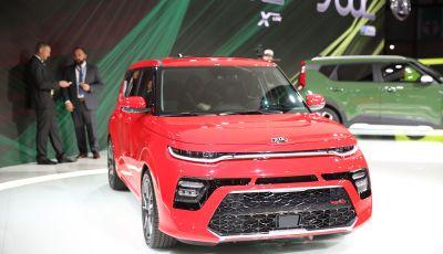 KIA al Salone di Los Angeles 2018: tutte le novità dal marchio coreano