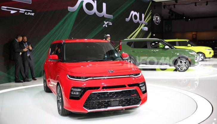 Nuova Kia Soul 2019, motorizzazioni e allestimenti previsti - Foto 9 di 15
