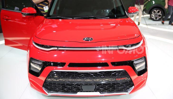 Nuova Kia Soul 2019, motorizzazioni e allestimenti previsti - Foto 2 di 15