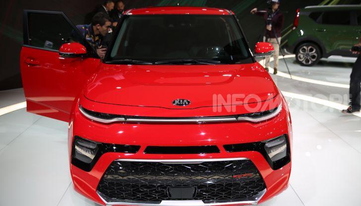 Nuova Kia Soul 2019, motorizzazioni e allestimenti previsti - Foto 8 di 15