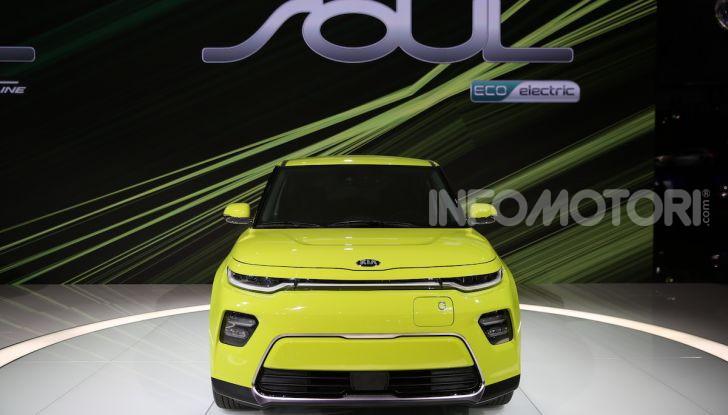 Kia Soul 100% elettrica 2019: la crossover ecologica si evolve ancora - Foto 4 di 30