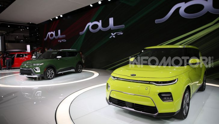 Kia Soul 100% elettrica 2019: la crossover ecologica si evolve ancora - Foto 2 di 30