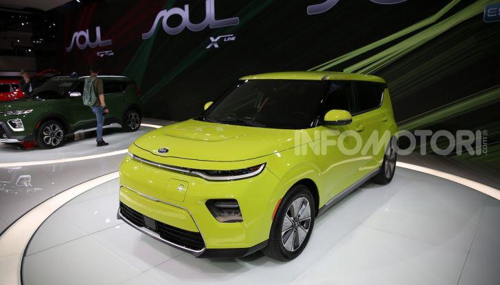 Kia Soul 100% elettrica 2019: la crossover ecologica si evolve ancora - Foto 1 di 30