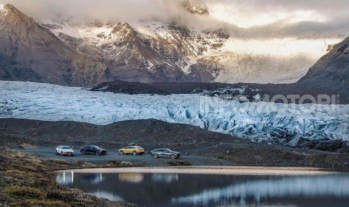 Lamborghini Urus provata su strada e fuoristrada in Islanda - Foto 1 di 10