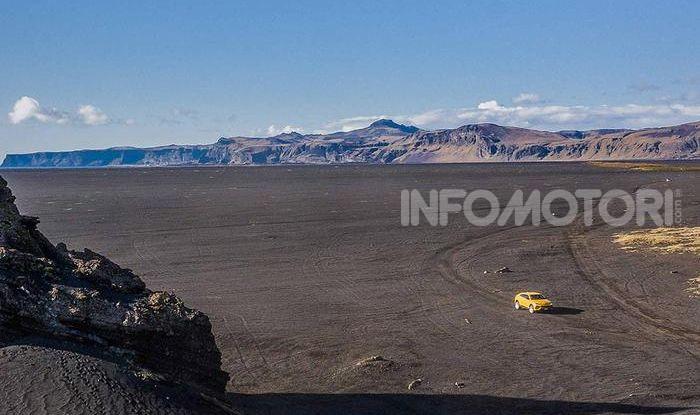Lamborghini Urus provata su strada e fuoristrada in Islanda - Foto 10 di 10