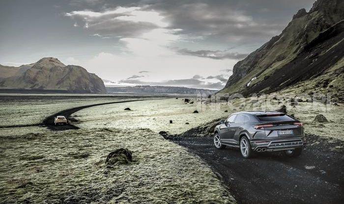 Lamborghini Urus provata su strada e fuoristrada in Islanda - Foto 3 di 10