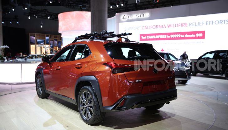 Lexus, le novità del Salone di Los Angeles 2018 in un'ampia gallery - Foto 4 di 30