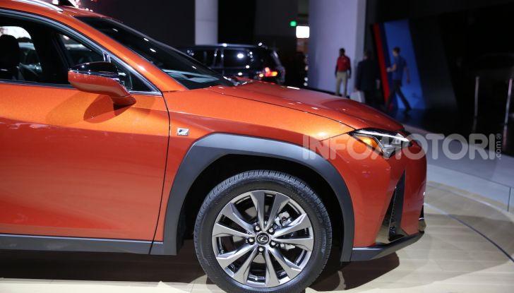 Lexus, le novità del Salone di Los Angeles 2018 in un'ampia gallery - Foto 15 di 30