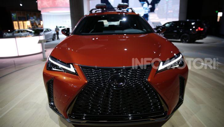 Lexus, le novità del Salone di Los Angeles 2018 in un'ampia gallery - Foto 1 di 30