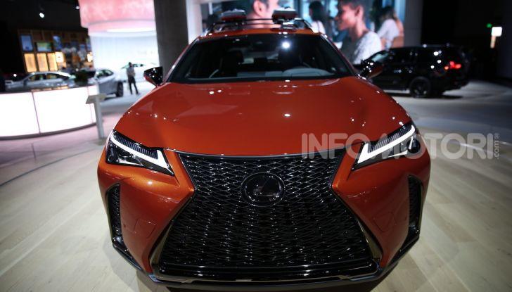 Lexus, le novità del Salone di Los Angeles 2018 in un'ampia gallery - Foto 3 di 30