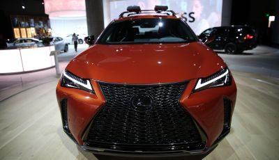 Lexus, le novità del Salone di Los Angeles 2018 in un'ampia gallery