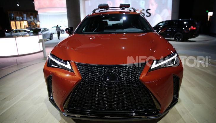 Lexus, le novità del Salone di Los Angeles 2018 in un'ampia gallery - Foto 2 di 30