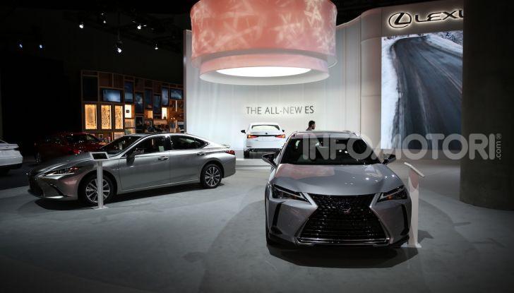 Lexus, le novità del Salone di Los Angeles 2018 in un'ampia gallery - Foto 18 di 30