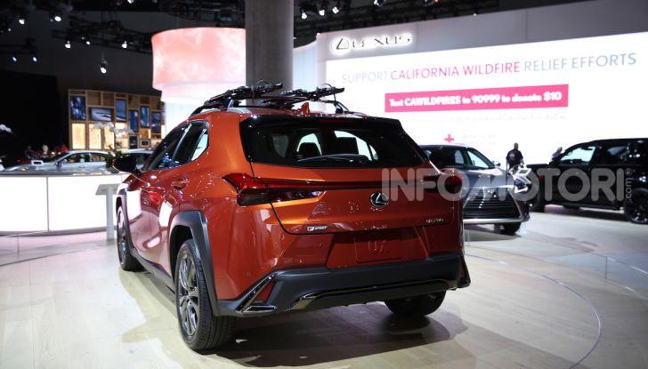 Lexus, le novità del Salone di Los Angeles 2018 in un'ampia gallery - Foto 5 di 30