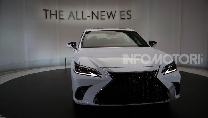 Lexus, le novità del Salone di Los Angeles 2018 in un'ampia gallery - Foto 22 di 30