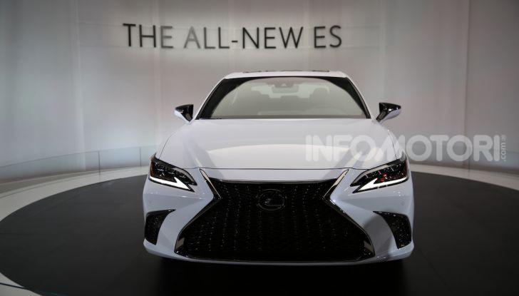 Lexus, le novità del Salone di Los Angeles 2018 in un'ampia gallery - Foto 24 di 30