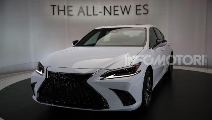 Lexus, le novità del Salone di Los Angeles 2018 in un'ampia gallery - Foto 26 di 30