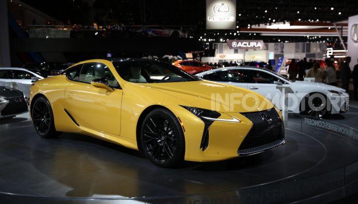 Lexus, le novità del Salone di Los Angeles 2018 in un'ampia gallery - Foto 29 di 30