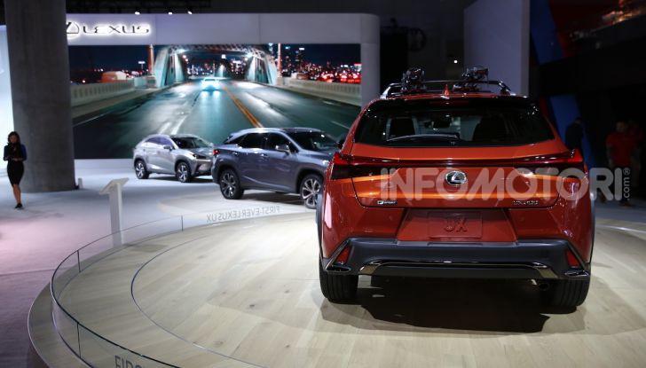Lexus, le novità del Salone di Los Angeles 2018 in un'ampia gallery - Foto 6 di 30