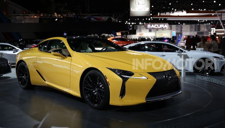 Lexus, le novità del Salone di Los Angeles 2018 in un'ampia gallery - Foto 30 di 30