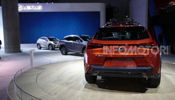 Lexus, le novità del Salone di Los Angeles 2018 in un'ampia gallery - Foto 7 di 30