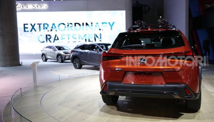 Lexus, le novità del Salone di Los Angeles 2018 in un'ampia gallery - Foto 8 di 30