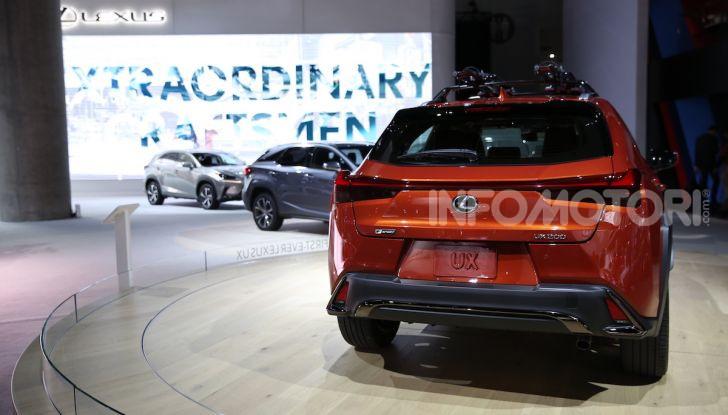 Lexus, le novità del Salone di Los Angeles 2018 in un'ampia gallery - Foto 9 di 30