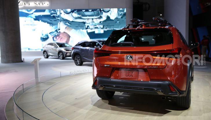 Lexus, le novità del Salone di Los Angeles 2018 in un'ampia gallery - Foto 12 di 30