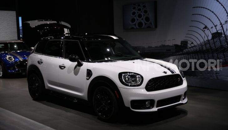 MINI, le foto LIVE dallo stand del Salone di Los Angeles 2018 - Foto 10 di 14
