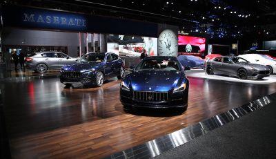 Maserati, le novità della Casa del Tridente LIVE da Los Angeles