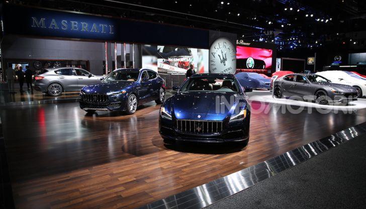 Maserati, le novità della Casa del Tridente LIVE da Los Angeles - Foto 1 di 25