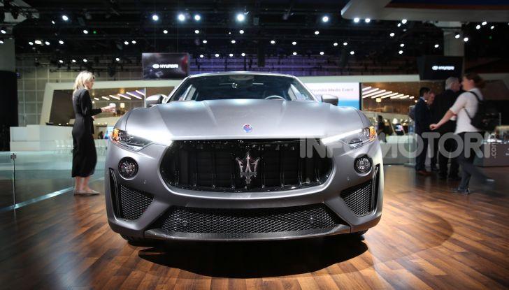 Maserati, le novità della Casa del Tridente LIVE da Los Angeles - Foto 10 di 25
