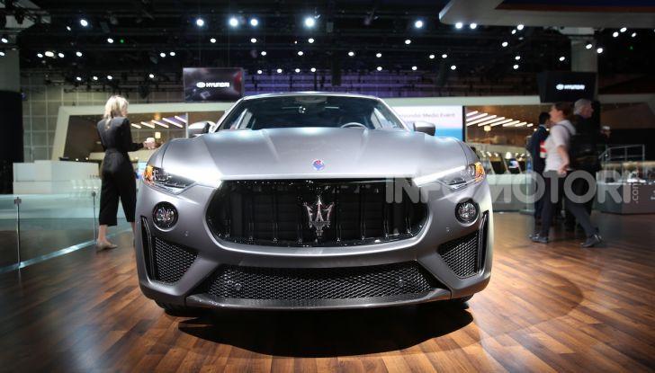 Maserati, le novità della Casa del Tridente LIVE da Los Angeles - Foto 11 di 25