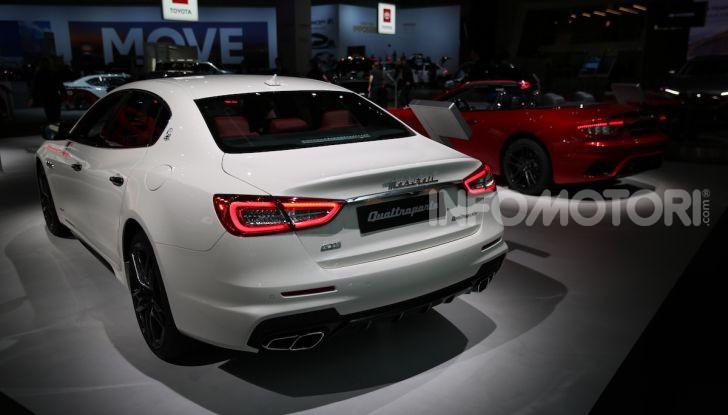 Maserati, le novità della Casa del Tridente LIVE da Los Angeles - Foto 12 di 25