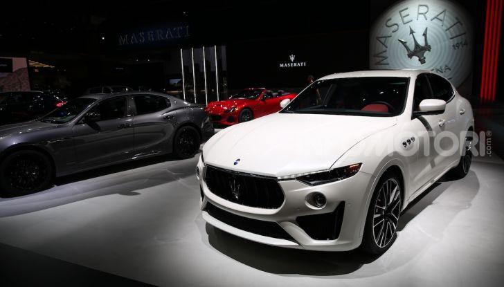 Maserati, le novità della Casa del Tridente LIVE da Los Angeles - Foto 13 di 25