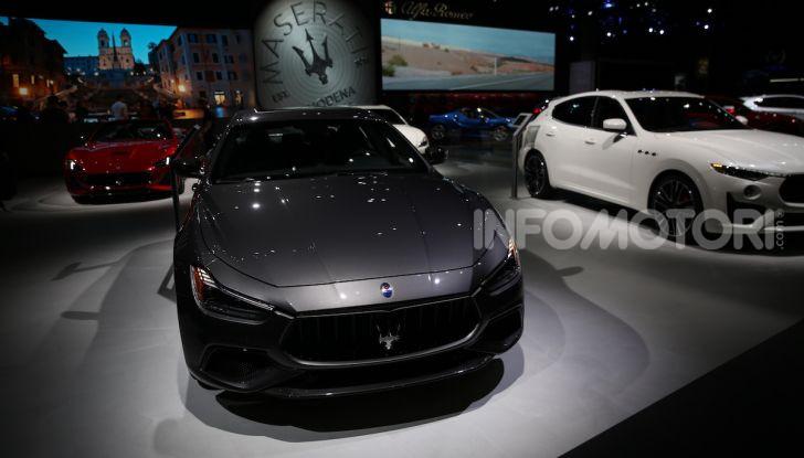 Maserati, le novità della Casa del Tridente LIVE da Los Angeles - Foto 14 di 25